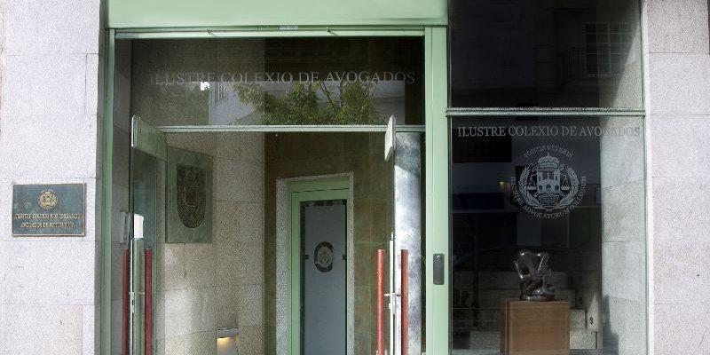 Ingreso al Ilustre Colegio de Abogados de Pontevedra